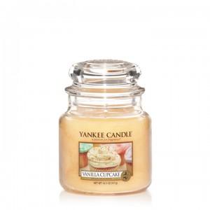 YC sveča S. VANILLA CUPCAKE