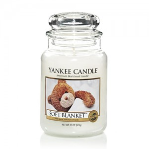 YC sveča V. SOFT BLANKET