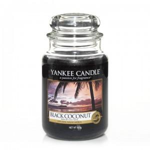 YC sveča V. BLACK COCONUT