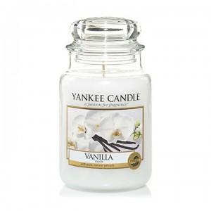 YC sveča V. VANILLA
