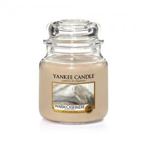 YC sveča S. WARM CASHMERE
