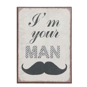 Magnet I'M YOUR MAN...6Y1944