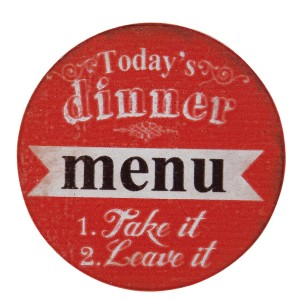 Magnet TODAY'S DINNER...6Y1948
