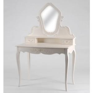 Kozmetična miza z ogledalom 72573