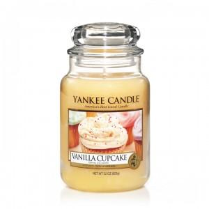 YC sveča V. VANILLA CUPCAKE