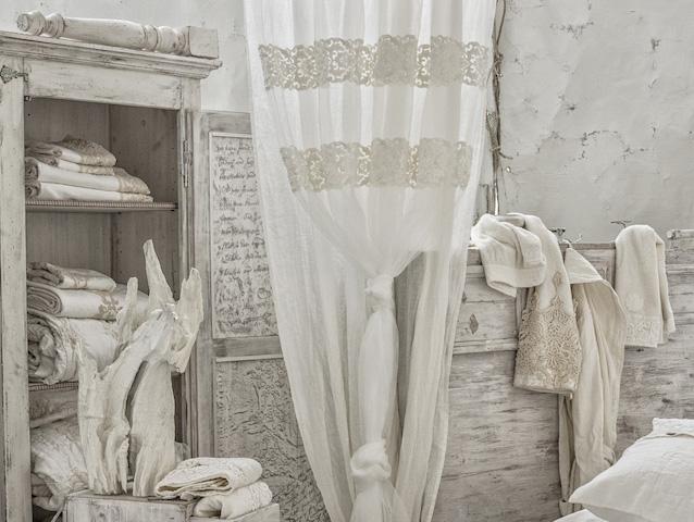 Romantična kolekcija tekstila Arte Pura